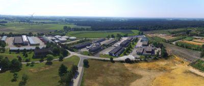 Panoram Industriepark in Coesfeld ©Michael Homoet
