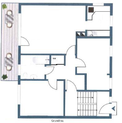 provisionsfrei renoviert ink k che garage etagenwohnung n rnberg mittelfr 2a2524j. Black Bedroom Furniture Sets. Home Design Ideas
