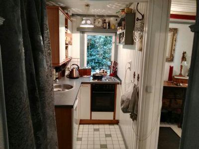 Küche ganz