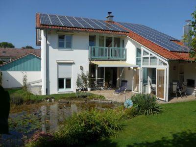 Geschmackvolles freistehendes Einfamilienhaus in 87600 Kaufbeuren im Allgäu! sonnig - hell - offen - modern