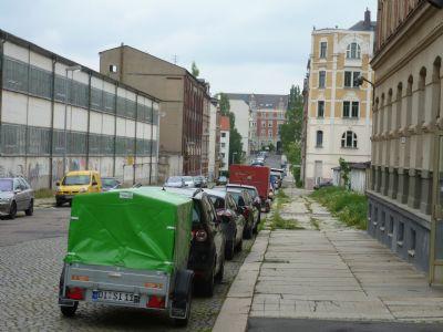 Bild 16 - Turnstr. Richt. Osten, Fasade EG, rechts
