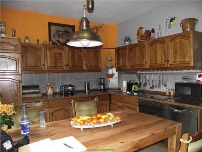 Küche mit viel Platz...
