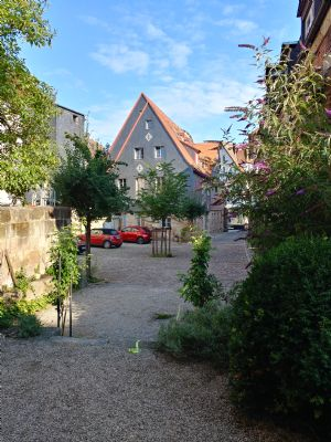 Möblierte 1 Zimmer Wohnung in der Fürther Altstadt