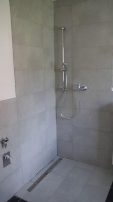 Bad Dusche barrierefrei