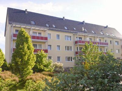 Schöne 3 ZKB, 70 qm, in Greiz-Gommla, saniert, mit neuem großen Balkon