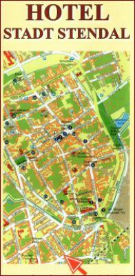 Flyeransicht 6 + Stadtplan