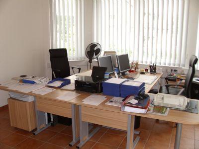 Büro 1 Sekretariat