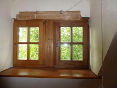 neue Holzfenster