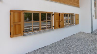 3 fach verglaste Fenster