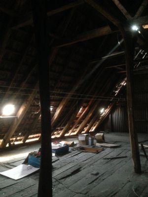 Bild 12 Dachboden