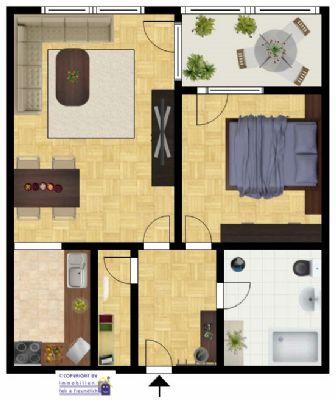 nicht die gr e entscheidet sondern das gef hl leben umgeben von natur wohnung rheinbach. Black Bedroom Furniture Sets. Home Design Ideas