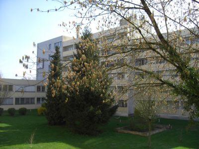 """Wohnanlage """"Am Sportpark"""" - 1-Zimmer-Appartement in München-Pasing"""