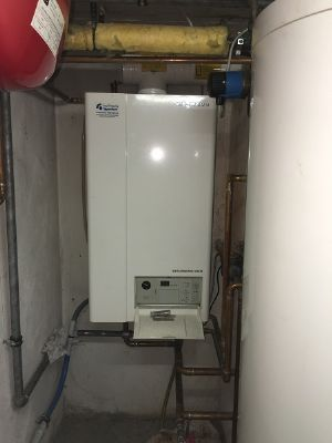 Gas Therme 24KW aus 2003
