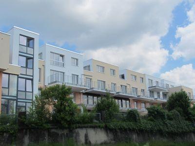 Wohnungen im 3-ten und 4-ten Obergeschoss
