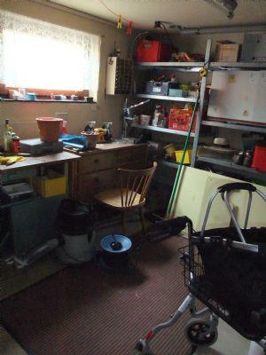 kleine Werkstatt