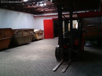 Lagerhalle