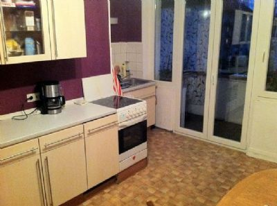 Küche/EBK mit Balkon