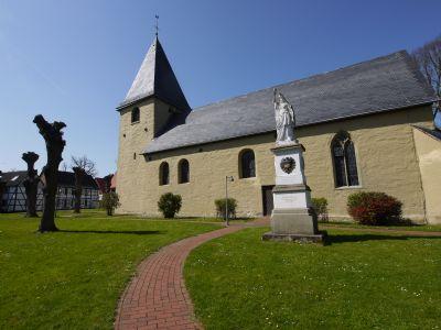historischer Dorfkern