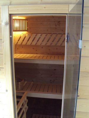 Betreiberwohnung - Sauna
