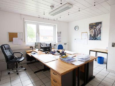 Büro im Gewerbeobjekt