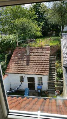 Gerätehaus + Garten