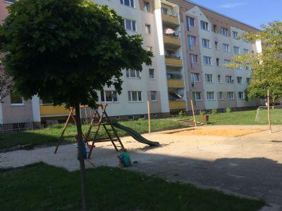 Kinderparadies im Innenhof