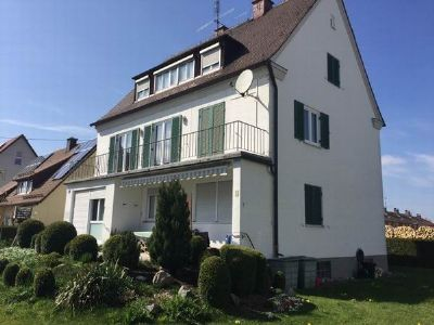 """"""" Bad Wörishofen """" Gepflegtes 3 Familienhaus in einer sehr zentralen und ruhigen Wohngegend"""