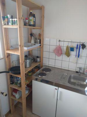 teilm blierte 35qm 1zimmer wohnung in ka m hlburg zwischenmiete wohnung karben 2bmqe43. Black Bedroom Furniture Sets. Home Design Ideas