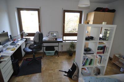 gem tliche und helle 3 zimmer wohnung in der ortsmitte von dettingen etagenwohnung dettingen an. Black Bedroom Furniture Sets. Home Design Ideas