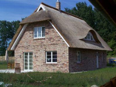 Reetdachhhaus neu bauen