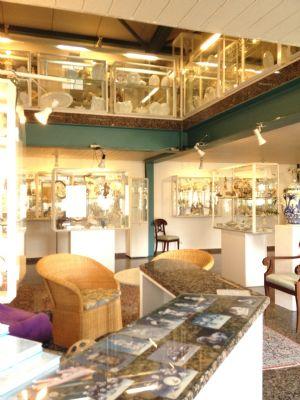 Museum mit Galerie