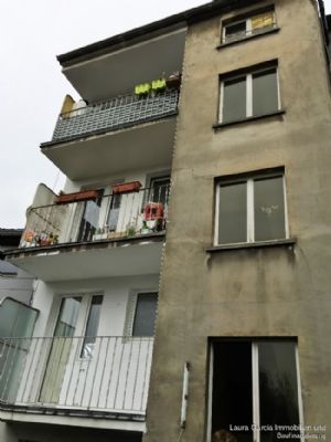 Hintere Fassade