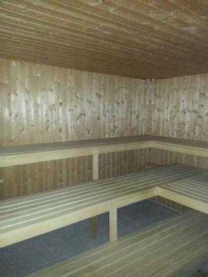Sauna für 6 Personen
