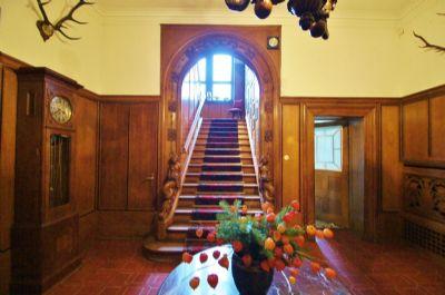 prachtvolles Treppenhaus