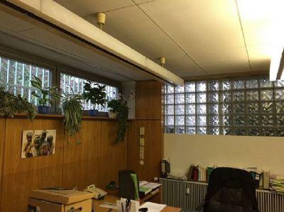 Büroraum Empfangsbereich