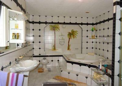 Badezimmer große Wohnung