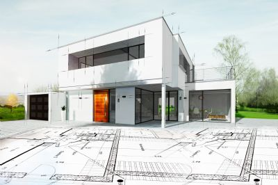 Gewerbegrundstück mit Baugenehmigung für Hotel mit Tiefgarage