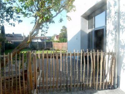 Terrasse 1 , Garten