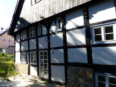 Hs 2 Südseite mit Terrasse