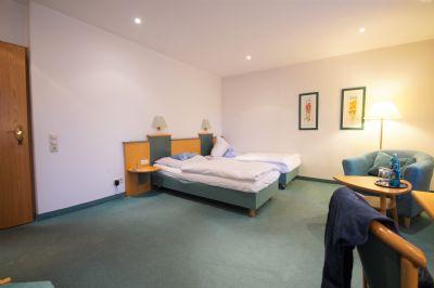 diverse Hotelzimmer...