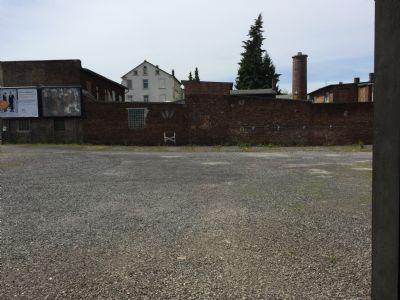 Teil des Parkplatzes