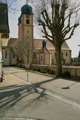 Kirche St. Mägen