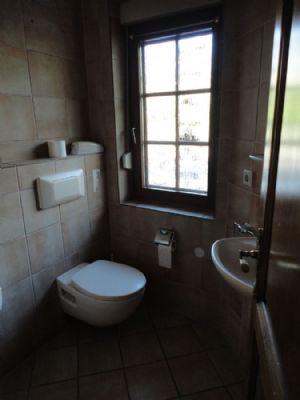 Gäste WC Erdgeschoss