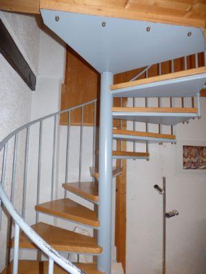 Treppe Scheune