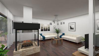 ERDGESCHOSS: Wohnbereich