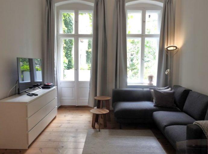 Top Komplett Möblierte Wohnung In Berlin Charlottenburg
