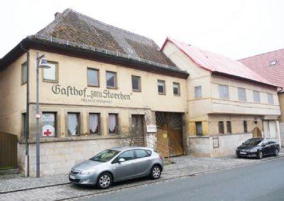 """Der Gasthof """"zum Storchen"""" in bester Ortskernlage"""