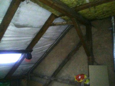Dach saniert, erneuert