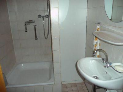 Duschbad Appartement