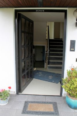 Eingangsbereich!